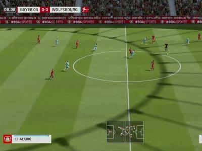 Bayer Leverkusen - Wolfsburg : notre simulation FIFA 20 (Bundesliga - 28e journée)