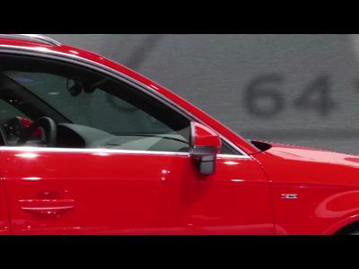 Audi A3 Sportback - Mondial 2012