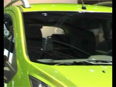 Reportage Chevrolet Spark