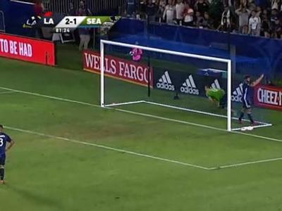 MLS - Le but gag du week-end contre le Galaxy...