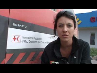 La mission humanitaire du Land Rover G4 Challenge