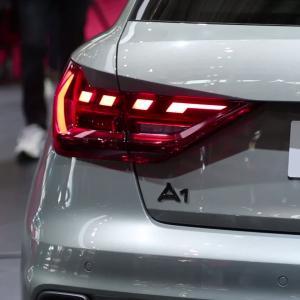 Mondial de l'Auto 2018 : l'Audi A1 Sportback en vidéo