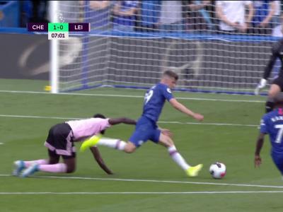 Chelsea – Leicester : le premier but de la saison des Blues en vidéo !