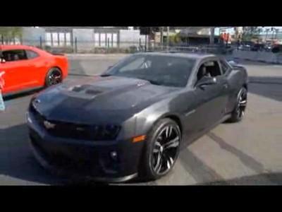 Chevrolet au SEMA Show 2011