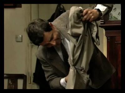 20 Ans de Mr Bean - Extrait Depart en Vacances