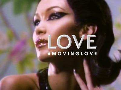 Bella Hadid #MOVINGLOVE