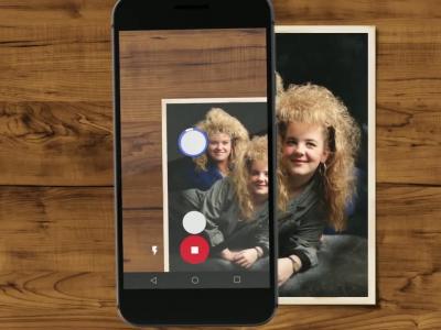 PhotoScan : vidéo de présentation de l'application Google
