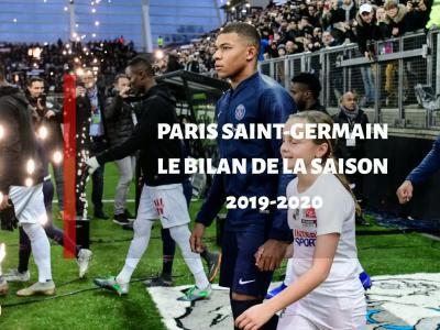 PSG : le bilan comptable de la saison 2019 / 2020