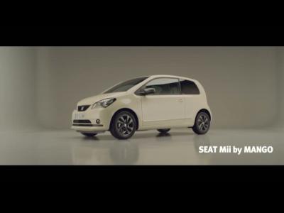 La Seat Mii by Mango en vidéo
