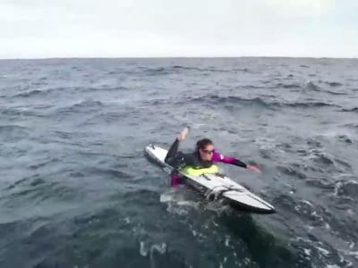 Vidéos : CAP Ô PAS CAP : Rejoindre l'Antarctique à la rame