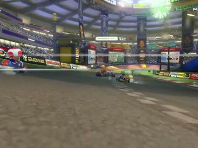 Mario Kart 8 Deluxe : les nouveautés de la version Nintendo Switch (VF)