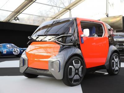 Citroën Ami One Concept : la voiture sans permis de demain en vidéo