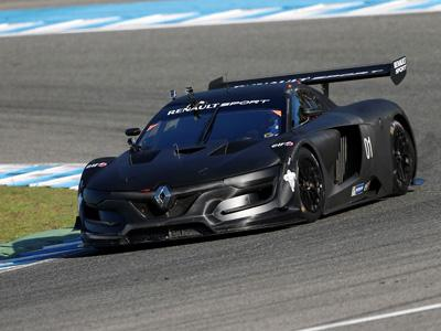 Le dernier bijou de compétition signé Renault Sport s'entraîne à Monza