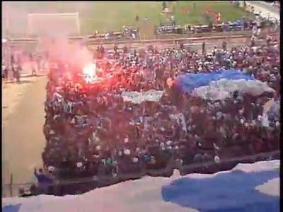 OM 1-0 Milan (1991) : Le but de Waddle