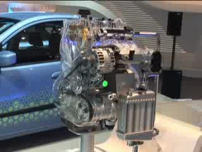 Hyundai i-blue Geneve 2008