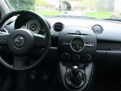 Essai Mazda2 diesel