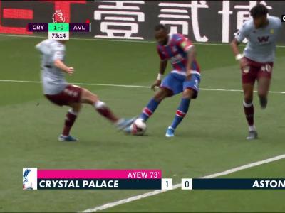 Crystal Palace - Aston Villa : le résumé et les buts du match