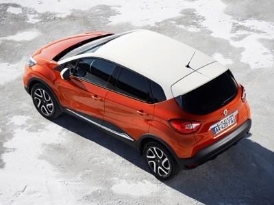 Le Renault Captur de toutes les couleurs