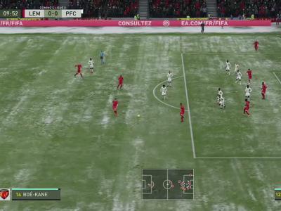 FIFA 20 : notre simulation de Le Mans FC - Paris FC (L2 - 37e journée)