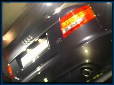 Présentation Audi A6