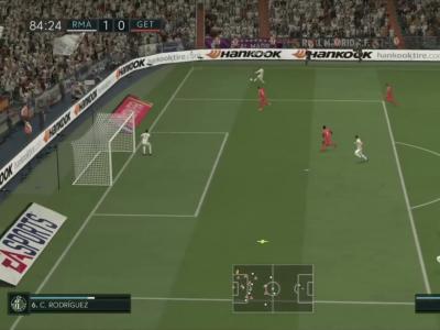 Real Madrid - Getafe CF sur FIFA 20 : résumé et buts (Liga - 33e journée)