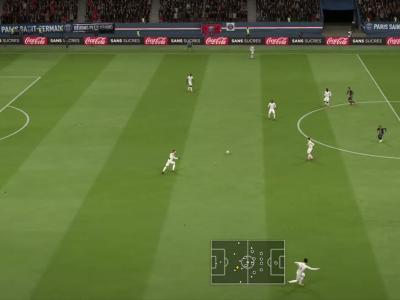 PSG - FC Metz sur FIFA 20 : résumé et buts (L1 - 31e journée)