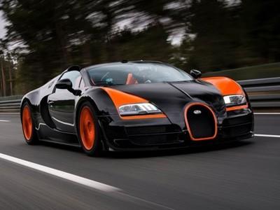 Bugatti Grand Sport Vitesse WRC : le record de vitesse en vidéo