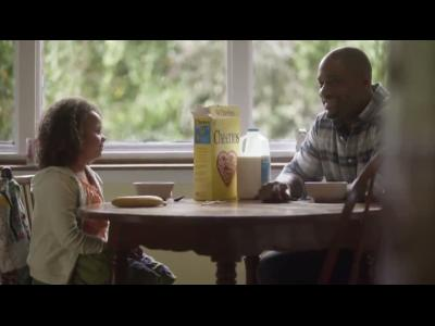 Cheerios- Pub Superbowl 2014