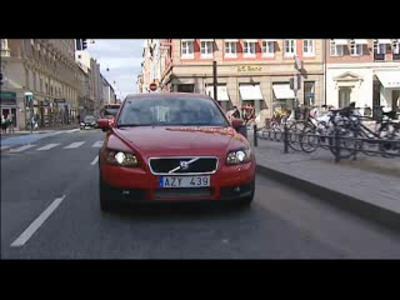 Volvo C30 : place au sport !