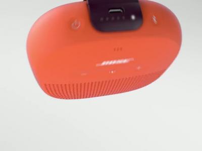 Bose SoundLink Micro : vidéo de présentation de la mini-enceinte nomade