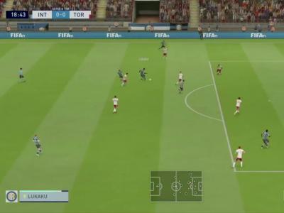 Inter Milan - Torino FC sur FIFA 20 : résumé et buts (Serie A - 32e journée)