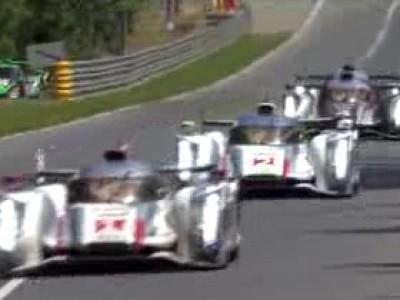 Les coulisses de la victoire Audi au Mans