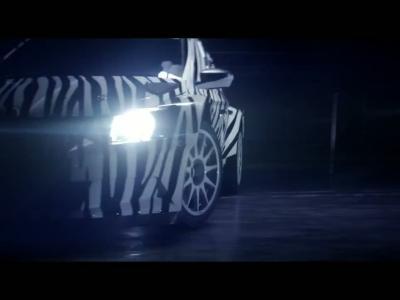 La Skoda Fabia R5 en démonstration