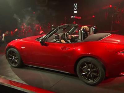 Mazda MX-5 2015 : le reveal