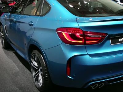 Genève 2015 | BMW X6