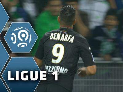 But Hatem BEN ARFA (45ème +1) / AS Saint-Etienne - OGC Nice (1-4) - (ASSE - OGCN) / 2015-16