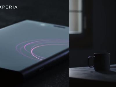 Sony Xperia XZ1 : présentation officielle du smartphone