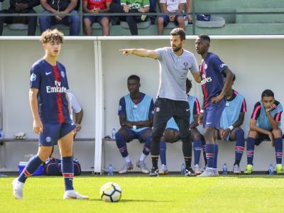 PSG : l'interview de Thiago Motta