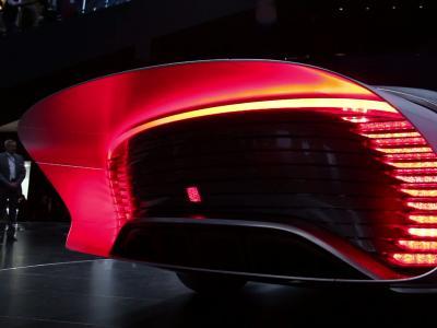 Francfort 2015 : Mercedes Concept IAA