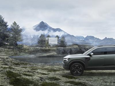 Dacia Bigster Concept : le SUV 7 en vidéo