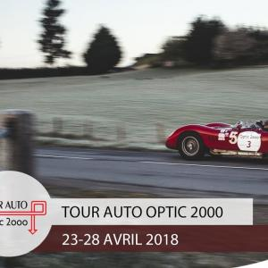 Tour Auto 2018 - Paris-Nice