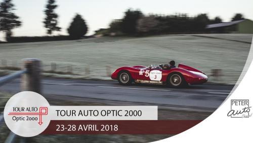 Tour Auto 2018 - Paris-Nice