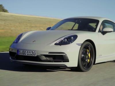 Essai Porsche 718 Cayman GTS: à une voix près