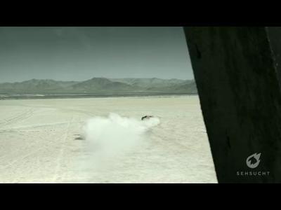 Lamborghini Aventador in motion