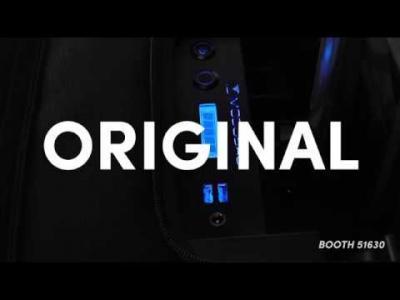 Modobag - The Original Rideable Luggage