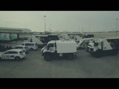 Peugeot 2008 DKR : il est temps de rejoindre les autres concurrents (épisode 5)