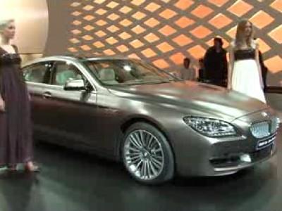 Genève 2012 : BMW Grand Coupé Serie 6