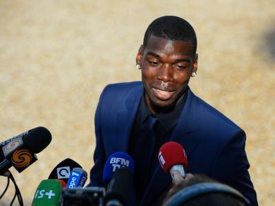Manchester United - Solskjaer : ''Nous n'avons reçu aucune offre'' pour Pogba