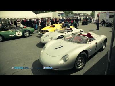 24H du Mans 2011 - Voitures d'exception