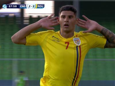 Euro Espoirs 2019 - Angleterre vs Roumanie : tous les buts et le résumé du match